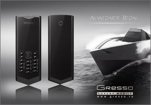 Gresso Avantgarde Regal Black