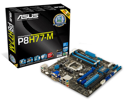 ASUS P8H77-M