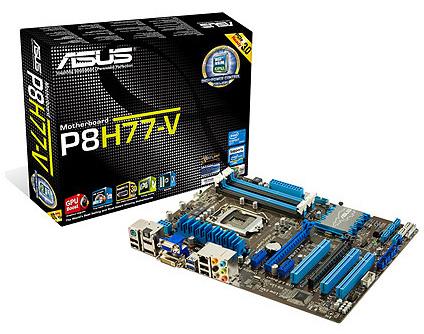 ASUS P8H77-V