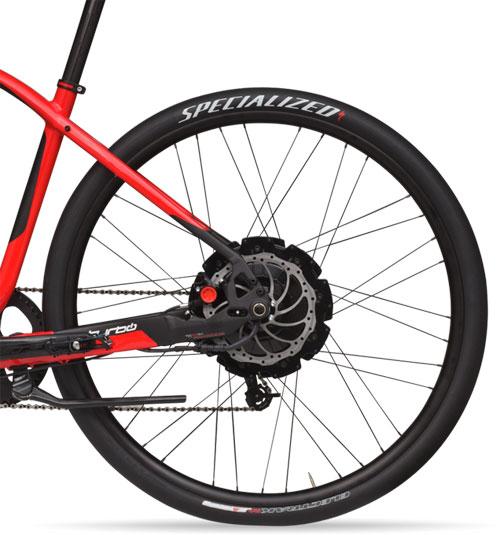 Specialized Turbo — самый быстрый велосипед Design-axles