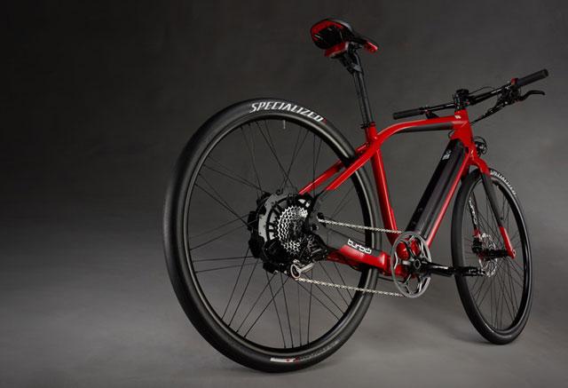 Specialized Turbo — самый быстрый велосипед Design-overview