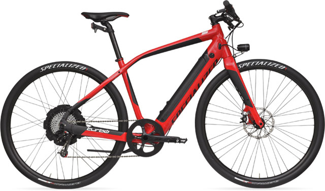 Specialized Turbo — самый быстрый велосипед Techspec-bike