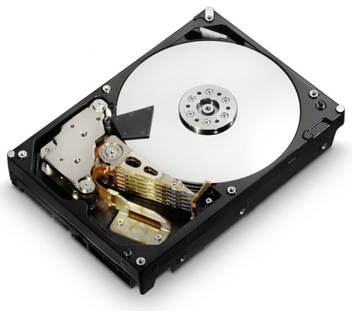 HGST 4TB Ultrastar 7K4000 Series HDD