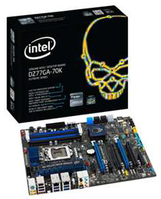 Intel Desktop Board DZ77GA-70K