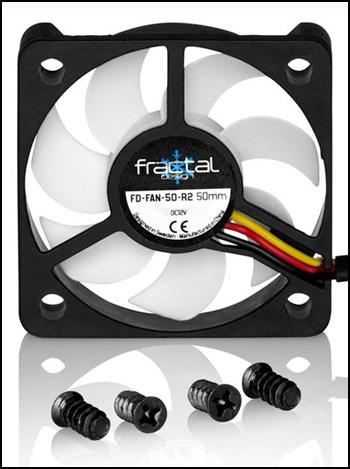 Fractal Design Silent Series R2 50mm Fan