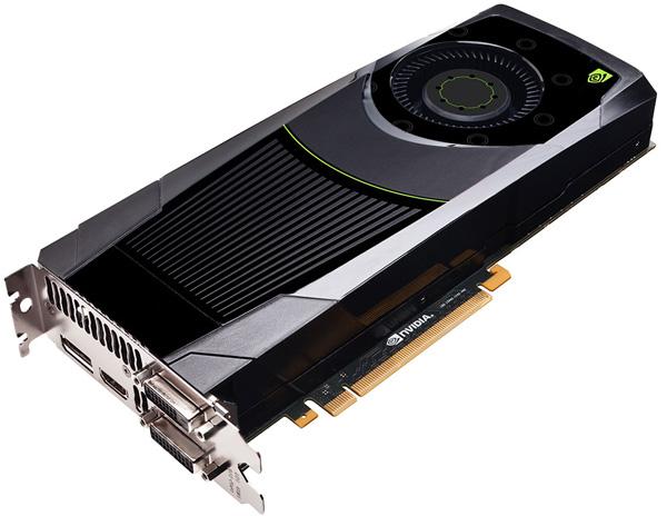 NVIDIA GeForce GTX 670 Ti