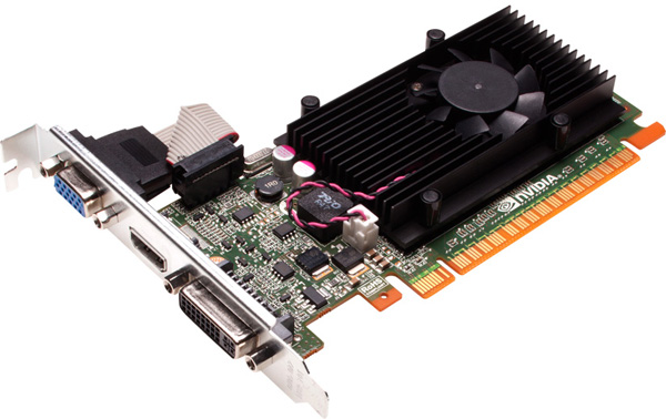 NVIDIA GeForce 605 (OEM)