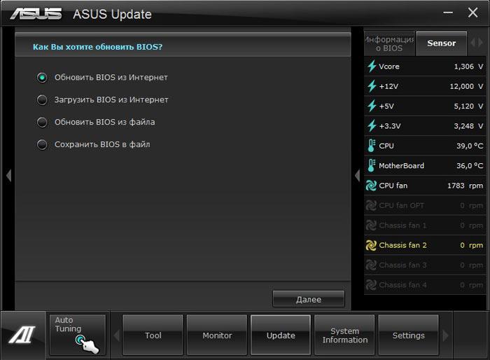 ASUS P9X79 FlashBios