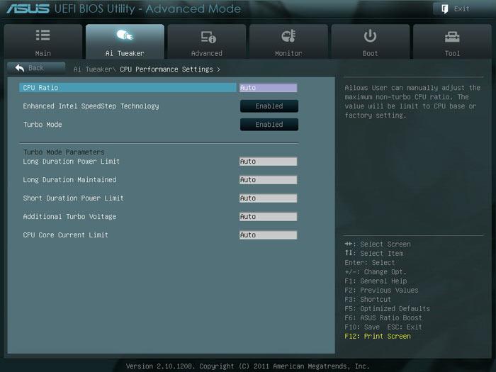 ASUS P9X79 CPU 1