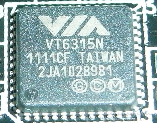 ASUS P9X79 контроллер FireWire