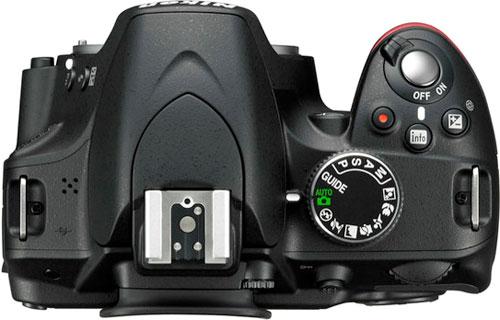 камеры от Nikon D3200