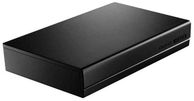 I-O DATA AVHD-PU Series HDD