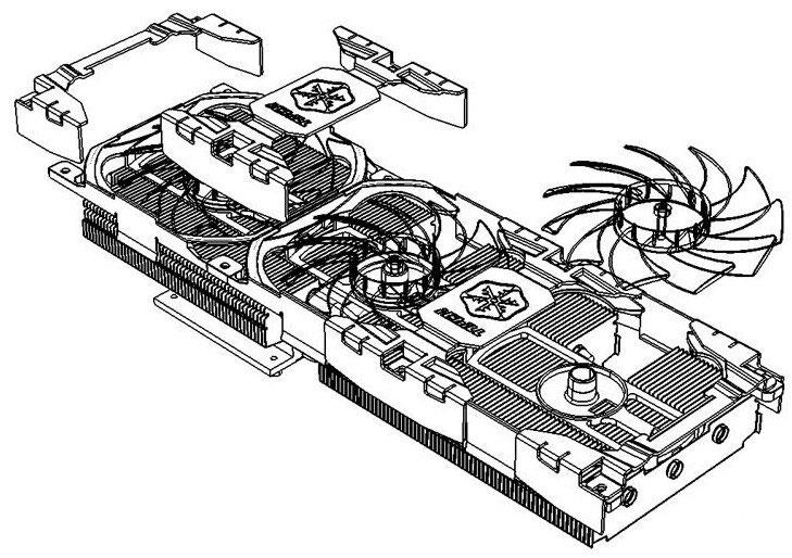 Inno3D iChiLL GeForce GTX 680 Ice Dragon