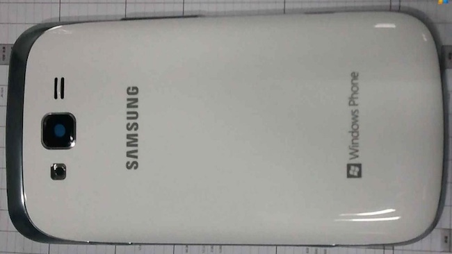 Samsung SGH-i667 Mandel