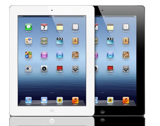 Apple начнет продажи нового iPad в Бразилии и 29 других странах в эти...