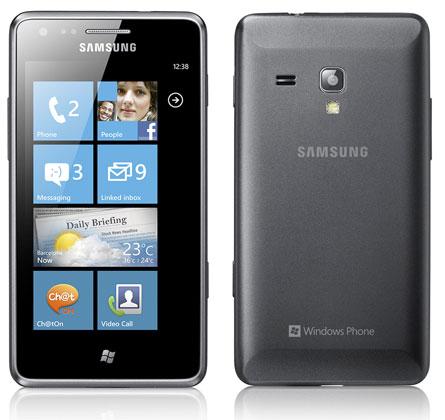 Анонсирован смартфон Samsung Omnia M на WP7.5 Refresh Samsung-Omnia-M_1