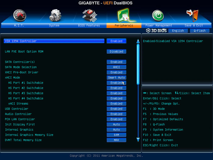 Gigabyte Z77X-UD5H BIOS3