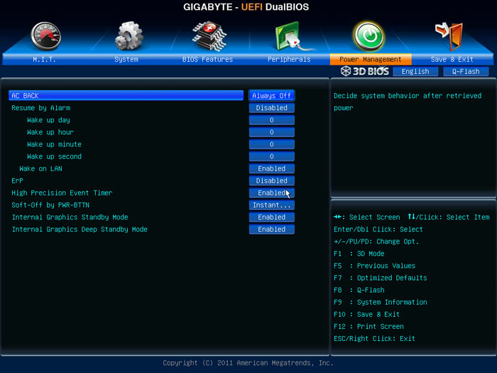 Gigabyte Z77X-UD5H BIOS4