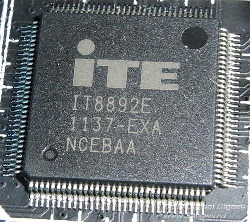 Gigabyte Z77X-UD5H контроллер PCI