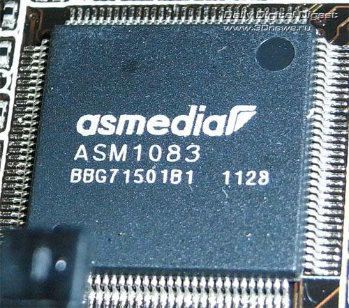 ASRock Z77 Extreme6 PCI