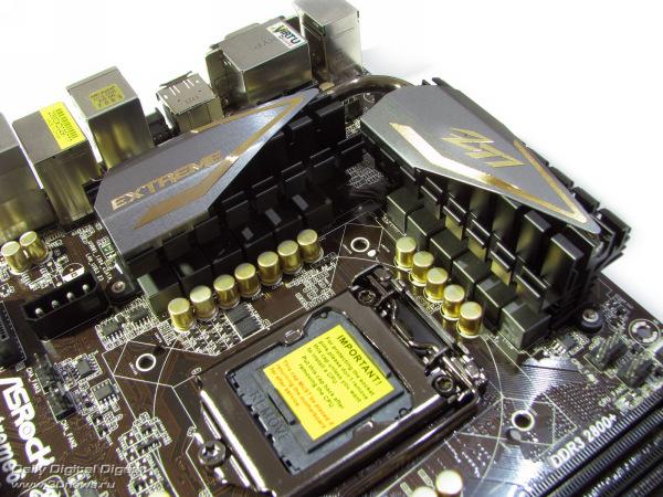 ASRock Z77 Extreme6 PWM