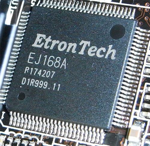 ASRock Z77 Extreme6 USB3.0 контроллер