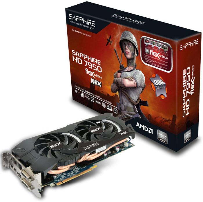 Sapphire Radeon HD 7950 FleX Edition