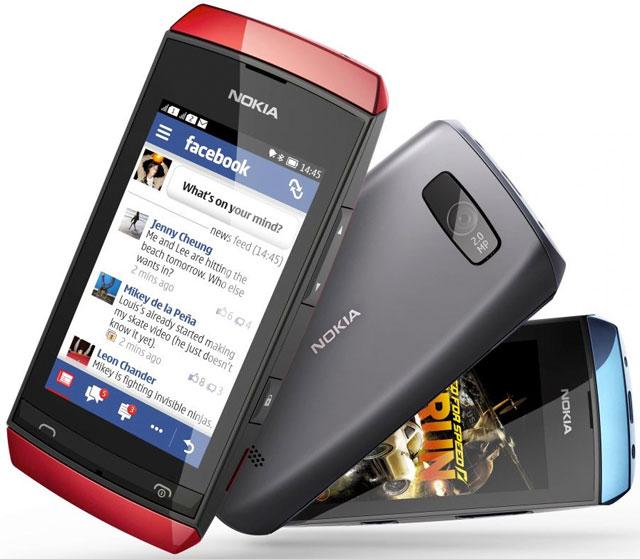 Партия «Nokia-Asha» конфискована таможней Молдовы
