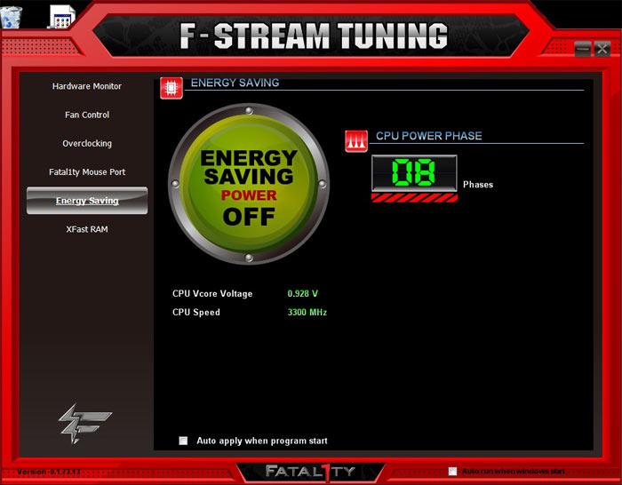 ASRock Fatal1ty X79 Professional ASRock I.E.S.