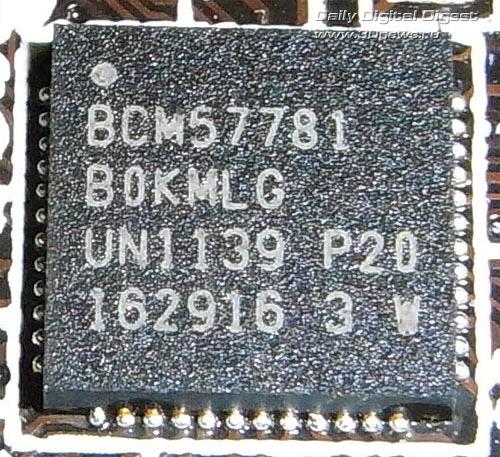 ASRock Fatal1ty X79 Professional сетевой контроллер