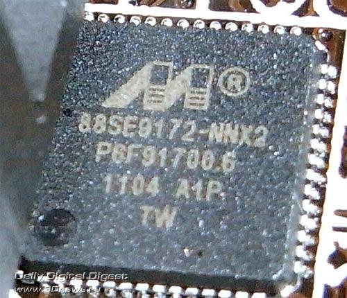 ASRock Fatal1ty X79 Professional SATA-контроллер