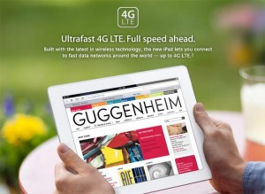iPad Wi-Fi+4G
