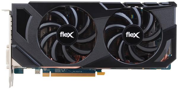 Sapphire FleX Radeon HD 7870 GHz Edition 2GB GDDR5