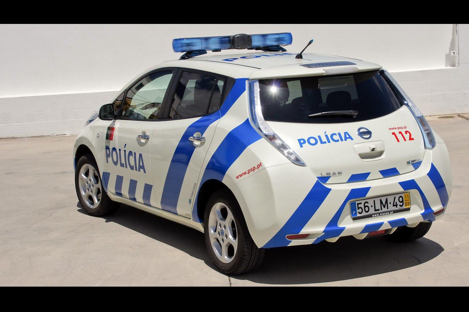 По словам представителей полиции, в основном. будут применяться для работы в... электромобили.