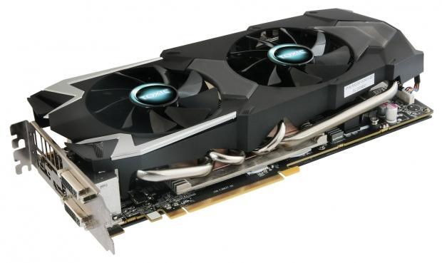 Sapphire Radeon HD 7970 6GB TOXIC Edition