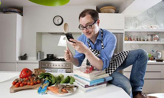 smartphone kitchen Баранина – подготовка к приготовлению