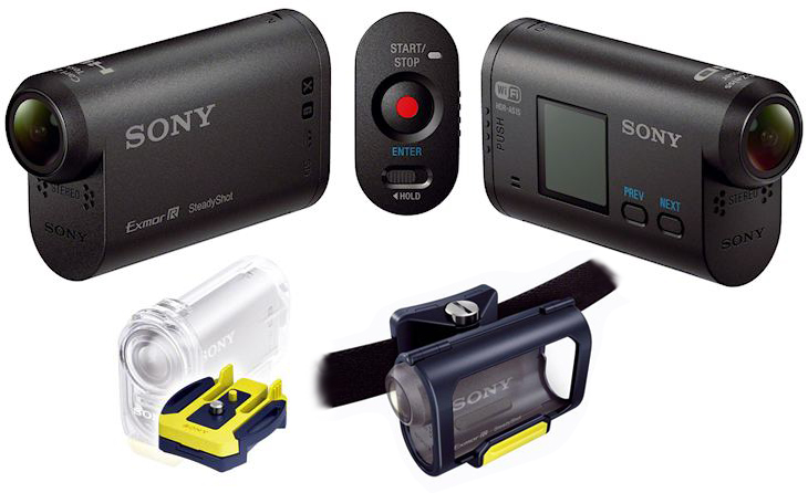 Sony Action Cam (HDR-AS15)