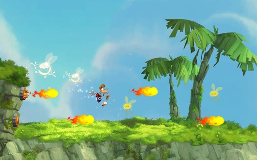 Rayman Jungle Run v.1.1 [Multi5][Android] (2012)