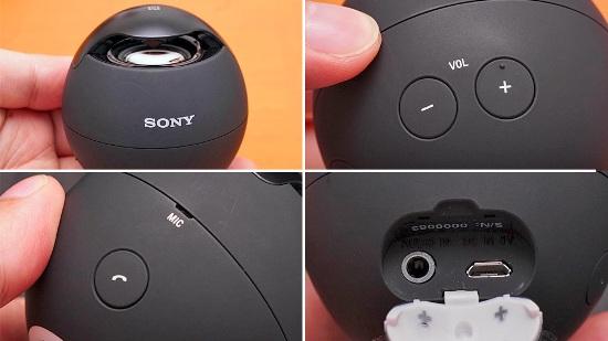Sony SRS-BTV5