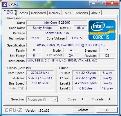 MSI Z77A-GD80 штатная частота