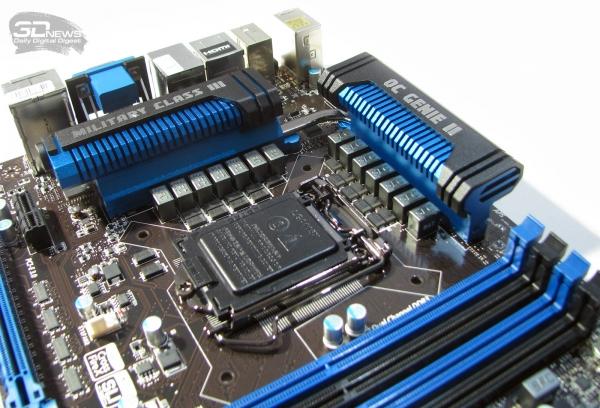 MSI Z77A-GD80 PWM