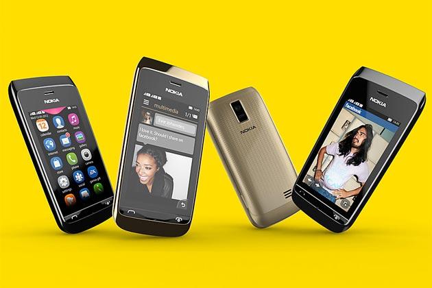 Анонсированы бюджетные тачфоны Nokia Asha 308 и Nokia Asha 309