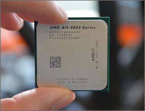 AMD Trinity Desktop APU