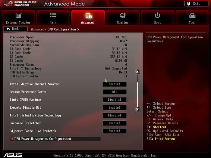ASUS Maximus V Formula CPU 2