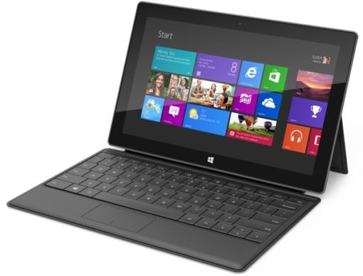 Продажи планшетов Microsoft Surface стартуют 26 октября в полночь