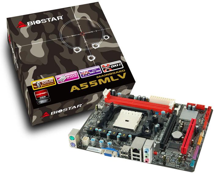 Biostar A55MLV