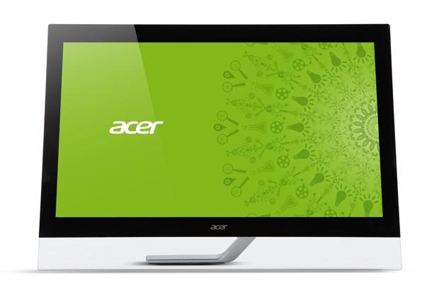 Вскоре поступят в продажу сенсорные мониторы Acer T232HL и T272HL с ценой от $500