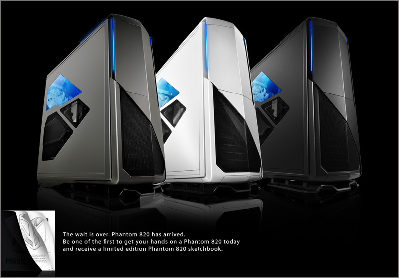 NZXT Crafted Series Phantom 820