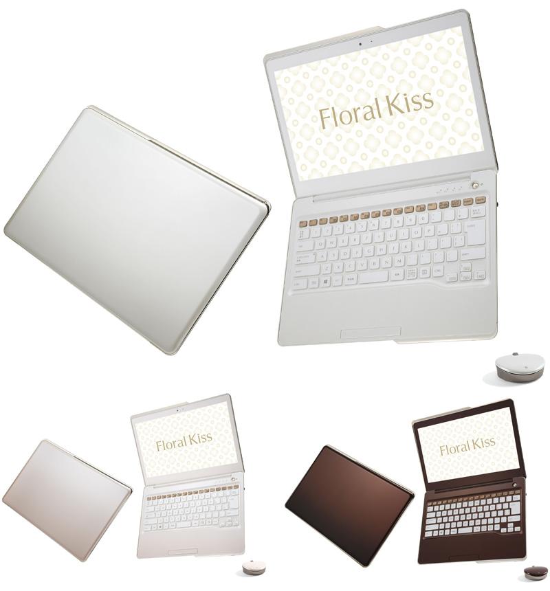 Fujitsu Floral Kiss Series