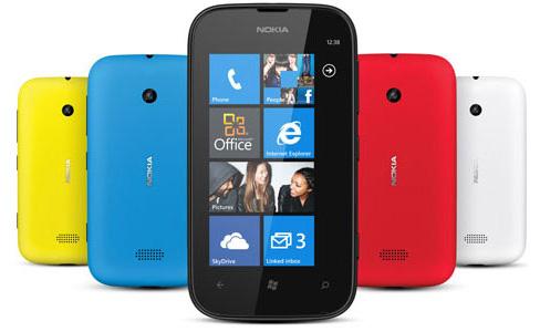 Анонс бюджетного смартфона Nokia Lumia 510 на Windows Phone 7.5